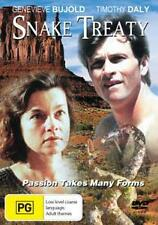 SNAKE TREATY - GENEVIEVE BUJOLD TIMOTHY DALY DRAMA NEW DVD MOVIE SEALED