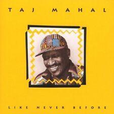 Taj Mahal Like never before (1991) [CD]