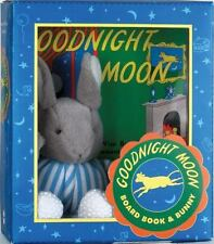 NIB Goodnight Moon Board Book and Bunny by Margaret Wise Brown (2005 Board Book)