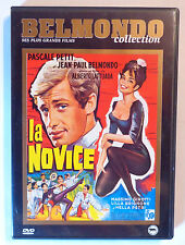 DVD COLLECTION BELMONDO N° 46 / LA NOVICE - ALBERTO LATTUADA