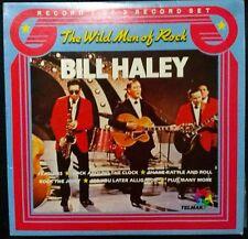 BILL HALEY - THE WILD MEN OF ROCK VINYL LP AUSTRALIA