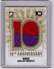 CAM WARD 13/14 ITG H&P 10th Anniversary Tribute HUGE Game-Used Jersey #AP-94 SP