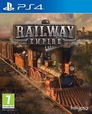 Juego Sony PS4 Railway Empire