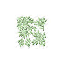 FOLIAGE DIE-Impression Obsession/IO Stamps (DIE334-Y)-Leaves-Steel/Wafer Dies