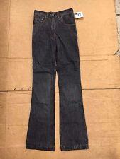 """BULLETPROOF Ladies Motorcycle Motorbike Jeans Size UK 6    24""""waist LB19 black"""