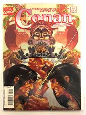 Conan Saga # 84 Gran Tamaño Cómic Revistas Marvel 1994