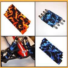 1/5 Baja Shock Covers x 4 Blue Fire FullForce fit HPI 5B 5T SC PRC Rovan Km
