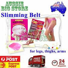 Leg Thigh Arm Anti Cellulite Burn Fat Slimming Belt Wrap Loss Weight Sauna Slim