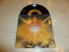 """SAL SOLO featuring ST PHILIP'S CHOIR - San Damiano [Heart & Soul] - 1984 UK 7"""""""