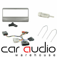 Ford Fiesta Upto 2004 Car Stereo S/Din Fascia & Steering Wheel Interface CTKFD27