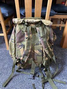 genuine British army MTP Infantry Short Back Bergen/rucksack