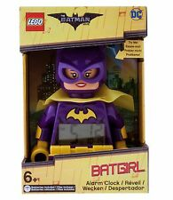 NUOVO Originale il LEGO BATMAN MOVIE LA Batgirl di minifigura Sveglia