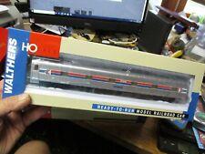 Walthers HO Amtrak Phase 1 PULLMAN STANDARD 12 DB SLEEPER  Car # 9404 #2