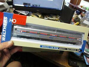 Walthers HO Amtrak Phase 1 PULLMAN STANDARD 12 DB SLEEPER  Car # 9404 #4