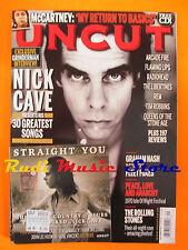 rivista UNCUT 160/2010 CD Elvis Presley Nick Cave Fleet Foxes Rolling Stones