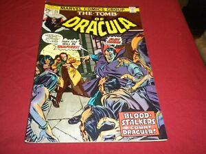 AA1 Tomb of Dracula #25 marvel 1974 bronze age 5.0/vg/fn comic! 1ST HANNIBAL!