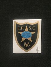 Original IPSC Aufkleber Sticker Sportschiessen Schützensport