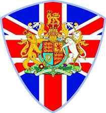Des autocollants Armoiries de Grande-Bretagne union jack autocollant voiture moto autocollants