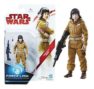 HASBRO STAR WARS -  FORCE LINK - RESISTANCE TECH ROSE - 10cm FIGUR - NEU/OVP