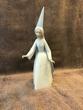Vintage Lladro Fairy Godmother with wand – Retired