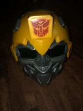 Hasbro Transformers Revenge of Fallen Bumblebee VoiceMixer Helmet Action Figure