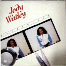 "JODY WATLEY ""Beginnings""  LP SOLAR CAT. SOLP 506 NEW SEALED Made in E.E.C."