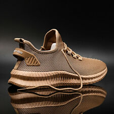 Men's Sneakers Running Tennis Athletic Walking Breathable Trainer Casual Shoes