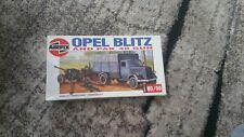 Airfix Opel Blitz Pak 40 Gun Series 2 H0/00 1:72