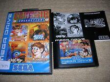 CLASSIC COLLECTION  - Rare Boxed Sega Mega Drive Game