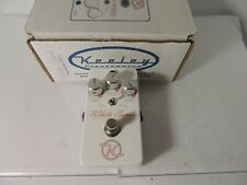 Keeley White Sands Luxe Drive Overdrive Effects Pedal Free USA Ship