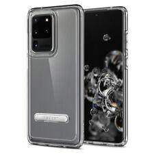 Samsung Galaxy S20 Ultra Case   Spigen® [Ultra Hybrid S] Crystal Clear