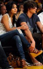 Cynthia Vincent Luella Wedge Heels Gladiator Sandals as seen on Vanessa Hudgens
