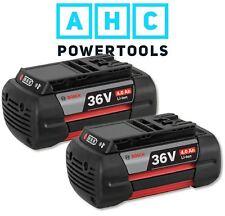 Bosch 36v 4.0ah Li-Ion Battery Pack CoolPack New Genuine UK (Pack of 2)