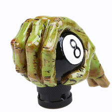 Universal 5/6 Speed Skull Hand Shift Knob Gear Manual Shifter Handle