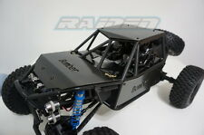 Axial RR10 Bomber 90048 90053 Steel Front+Side+Roof Body Armor Panel Guard BK