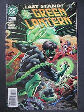 GREEN LANTERN (Vol 3) #75 DC Comics 1996 en Anglais
