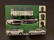 "Ford Capri 3.0 S + Ford Escort RS 2000 ""Die Profis"" / ""The Professionals"" 1:64"