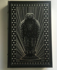 New listing Franklin Library Maltese Falcon Dashiell Hammett 1987 Mystery Masterpiece Hc Ex