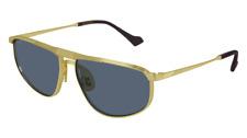 Neues AngebotGucci Sonnenbrille GG0841S  003 Gold - Blau - Mann