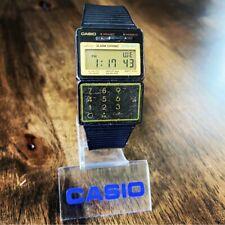RARE Vintage 1985 Casio CFS-80 Digital Calculator Watch Made in Japan Module 438