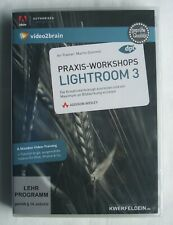 Adobe - Praxis - Workshops Lightroom 3 - Non English Version - Brand New