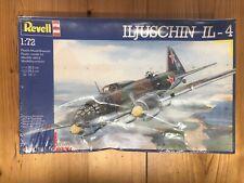 Revell 1/72 Iljuschin IL-4 4324 - Cellophane sealed box
