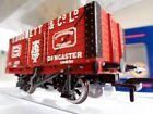 Bachmann Limited Edition Collectors Club T Burnett &Co 8 Plank Wagon. OO Gauge
