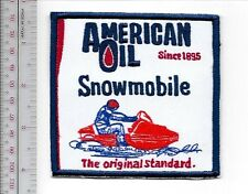 Snowmobile American Oil & Lubricants Snowmobile Cold Weather Oil The Original St