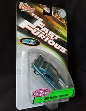 Racing Champions Fast and Furious 1969 YENKO CAMARO Series 7 1:64 Muscle Car HTF
