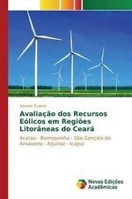 USED (LN) Avaliação dos Recursos Eólicos em Regiões Litorâneas do Ceará: A