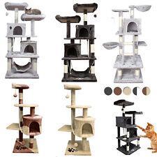 5 Farben Katzenkratzbäume Katzenbaum Kletterbaum Spielbaum Sisal Deckenhoch TOP