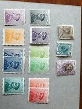 SERBIEN alte Sammlung postfrisch 1890 - 1914
