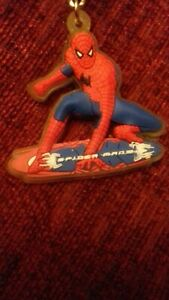 Spiderman Marvel Keyring