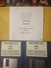 Bravo Romeo Delta Amiga Game